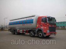 Sinotruk Huawin bulk powder tank truck SGZ5318GFLZZW46