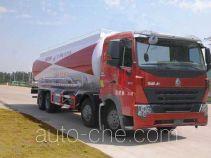 Sinotruk Huawin bulk powder tank truck SGZ5318GFLZZW46H