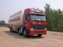 Sinotruk Huawin bulk powder tank truck SGZ5319GFLZZ3W38