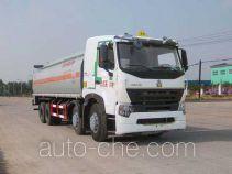 Sinotruk Huawin chemical liquid tank truck SGZ5319GHYZZ3W46H1
