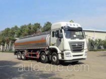 Sinotruk Huawin oil tank truck SGZ5320GYYZZ5J5