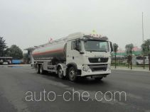 Sinotruk Huawin aluminium oil tank truck SGZ5321GYYZZ5T5