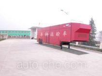 Sinotruk Huawin vehicle transport trailer SGZ9170TCL