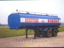 Sinotruk Huawin sprinkler trailer SGZ9270GSS-G