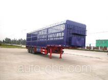 Sinotruk Huawin stake trailer SGZ9283CXY