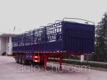 Sinotruk Huawin stake trailer SGZ9310CXY