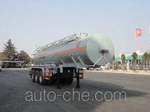 Sinotruk Huawin corrosive materials transport tank trailer SGZ9350GFW