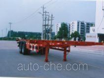 Sinotruk Huawin container transport trailer SGZ9350TJZ