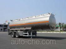 Sinotruk Huawin aluminium oil tank trailer SGZ9356GYY