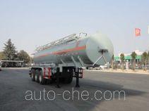 Sinotruk Huawin corrosive materials transport tank trailer SGZ9400GFW