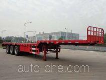 Sinotruk Huawin flatbed trailer SGZ9400TPB