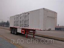 Sinotruk Huawin box body van trailer SGZ9400XXYA