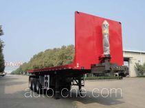 Sinotruk Huawin flatbed dump trailer SGZ9400ZZXP