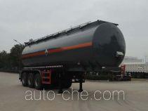 Sinotruk Huawin corrosive materials transport tank trailer SGZ9401GFW