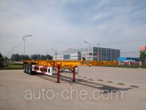 Sinotruk Huawin container transport trailer SGZ9401TJZ