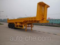 Sinotruk Huawin dump trailer SGZ9401ZZX