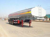 Sinotruk Huawin chemical liquid tank trailer SGZ9402GHY