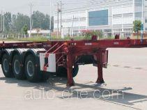 Sinotruk Huawin container transport trailer SGZ9402TJZ