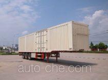 Sinotruk Huawin box body van trailer SGZ9402XXYA