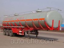 Sinotruk Huawin chemical liquid tank trailer SGZ9403GHY