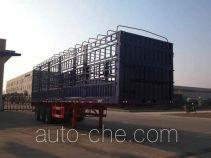 Sinotruk Huawin stake trailer SGZ9405CXY
