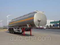 Sinotruk Huawin aluminium oil tank trailer SGZ9408GYY