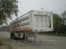 Bolong high pressure gas long cylinders transport trailer SJL9400GGY