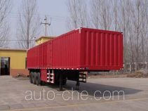 Bolong box body van trailer SJL9400XXY