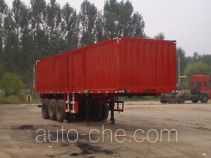 Bolong box body van trailer SJL9401XXY