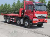 Wuyue flatbed dump truck TAZ3315Z32A