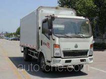 Wuyue wing van truck TAZ5044XYKA