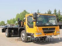 Wuyue truck crane chassis TAZ5164JQZ