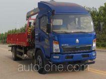 Wuyue truck mounted loader crane TAZ5164JSQB