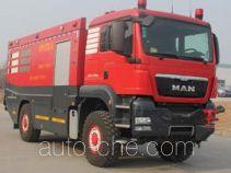 Wuyue airport fire engine TAZ5184GXFJX50