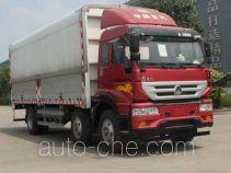 Wuyue wing van truck TAZ5255XYKA