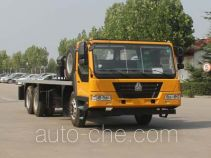 Wuyue truck crane chassis TAZ5274JQZ