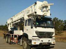 Wuyue drilling rig vehicle TAZ5275TZJ
