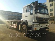 Wuyue oilfield special vehicle chassis TAZ5305TYTA