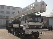 Wuyue drilling rig vehicle TAZ5334TZJ