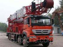 Wuyue well-workover rig truck TAZ5374TXJ