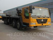Wuyue truck crane chassis TAZ5454JQZ