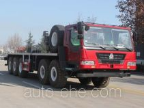 Wuyue oilfield special vehicle chassis TAZ5554TYT