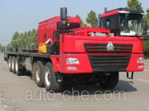 Wuyue well-workover rig chassis TAZ5605TXJ