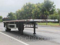Wuyue flatbed trailer TAZ9184TPBA