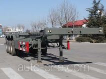 Wuyue container transport trailer TAZ9404TJZB