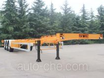 Wuyue container transport trailer TAZ9404TJZE