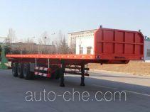 Wuyue flatbed trailer TAZ9404TPB