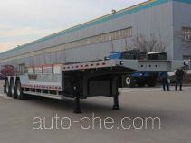 Wuyue flatbed trailer TAZ9404TPBC