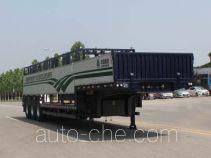 Wuyue timber/pipe transport trailer TAZ9404TYC