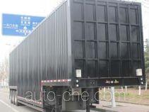 Wuyue wing van trailer TAZ9404XYKB